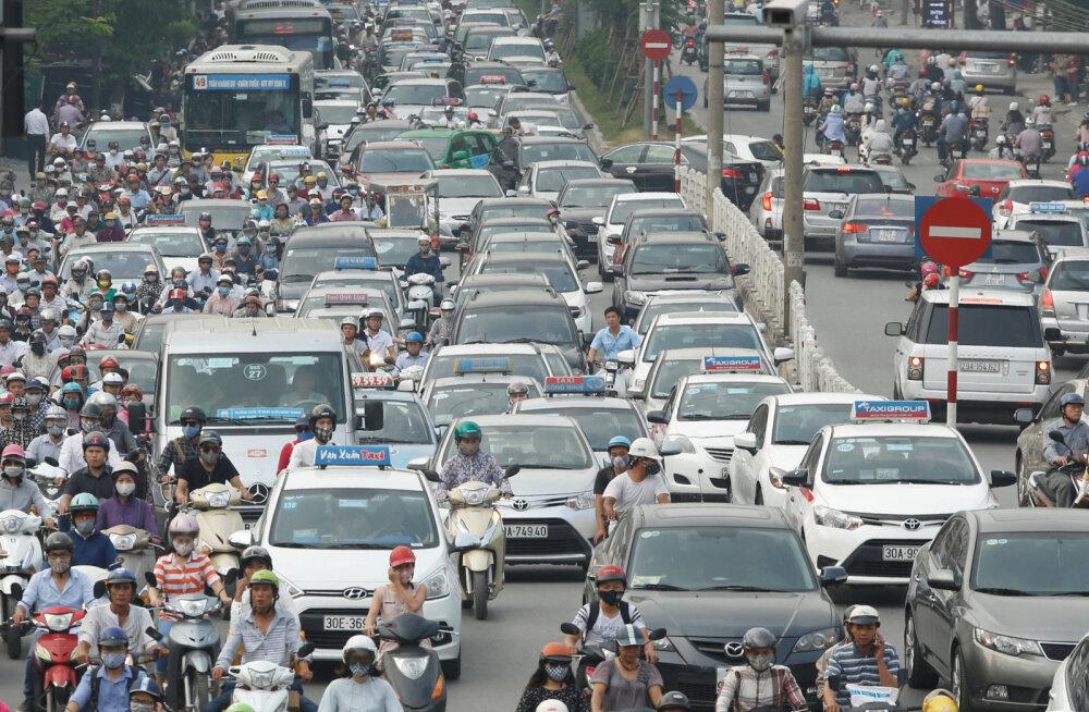Hanoi tänavad