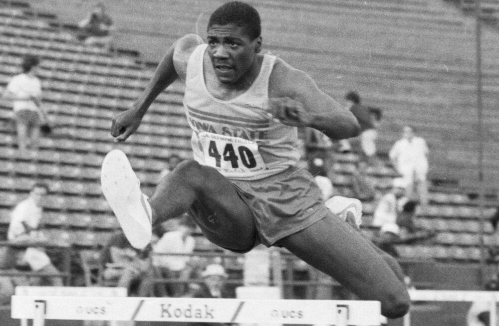 400 meetri jooksu olümpiahõbedat ähvardab seksuaalkuriteo eest seitse aastat vanglat