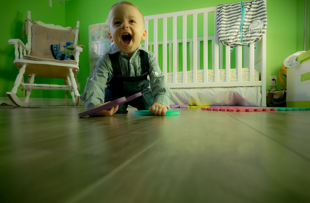 Uuring kinnitab: lapsed käituvad ekstra halvasti just siis, kui nende ema on nendega samas ruumis