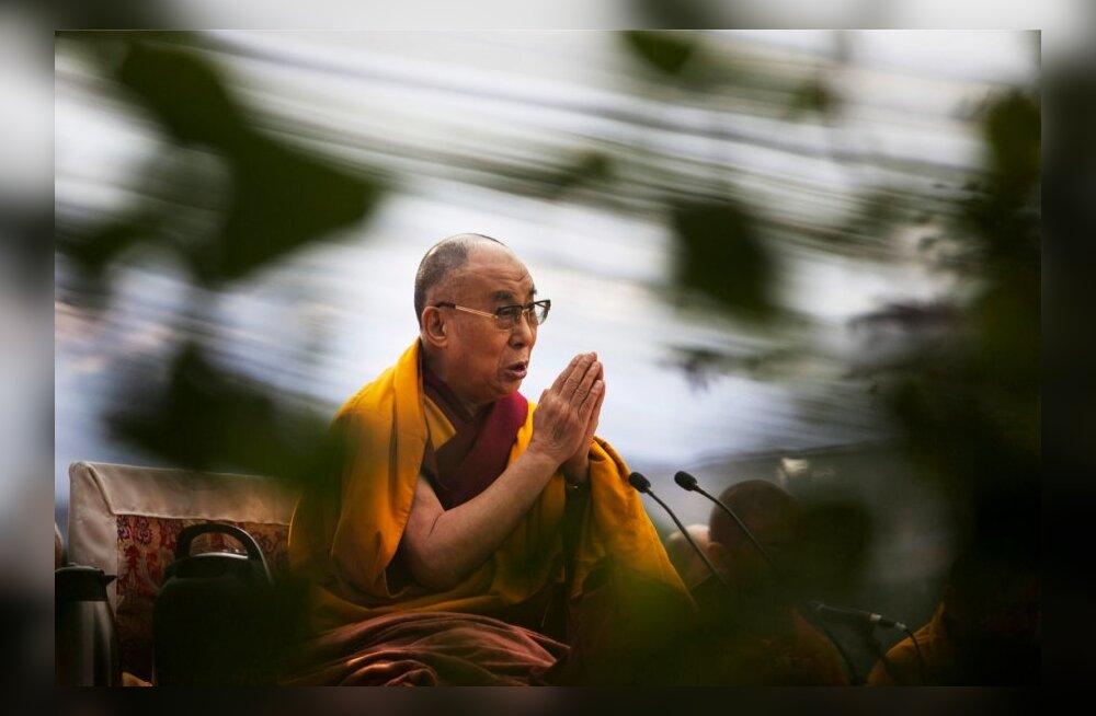 Dalai-laama tunnistas, et võib olla viimane selle tiitli kandja