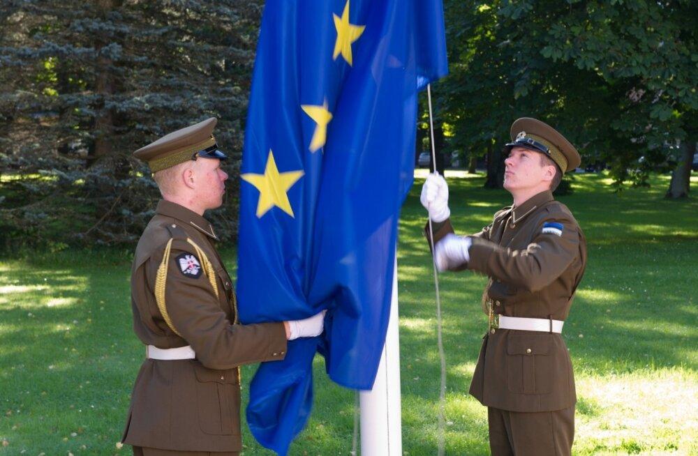Politico: Eesti eesistumine võib Brexiti tõttu pikeneda kolme kuu võrra