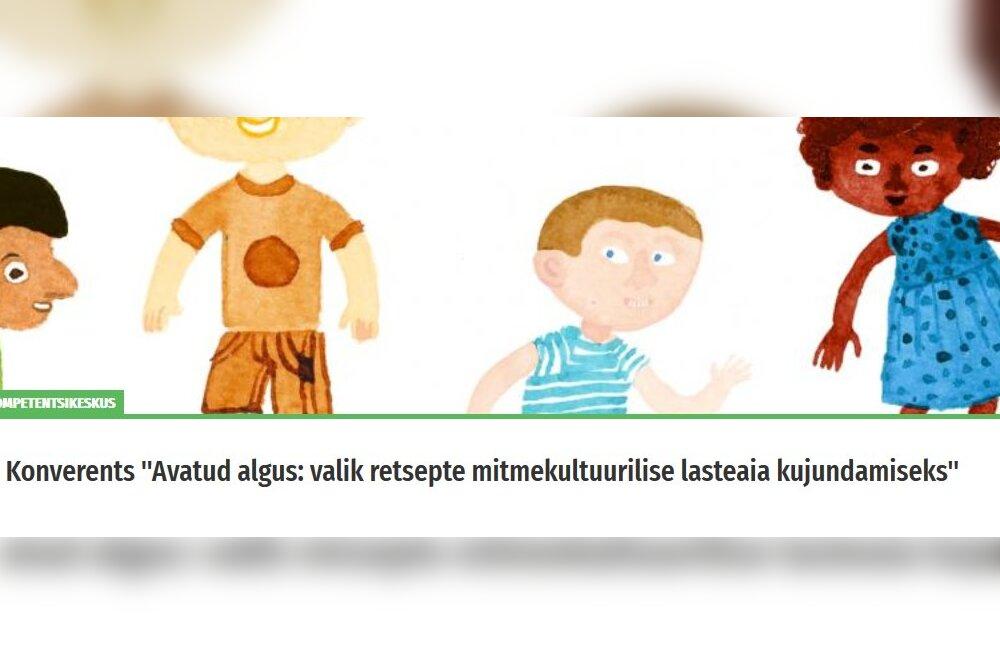 Valmisid mitmekultuurilise lasteaia käsiraamat ja õppevideod
