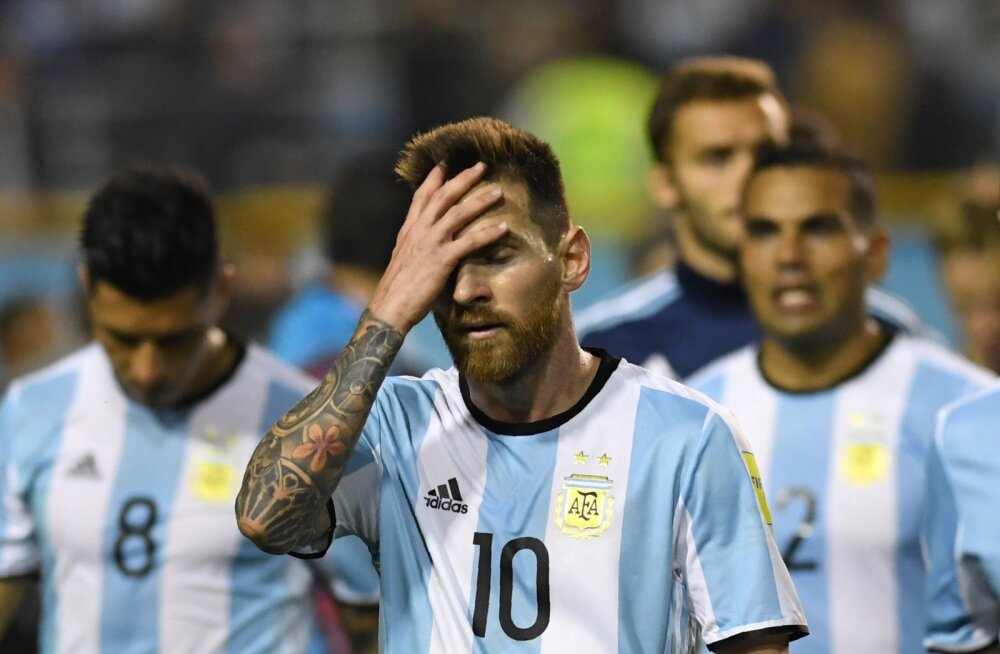 Argentiina jätab ära palju kõneainet pakkunud viimase MM-i eelse sõprusmängu