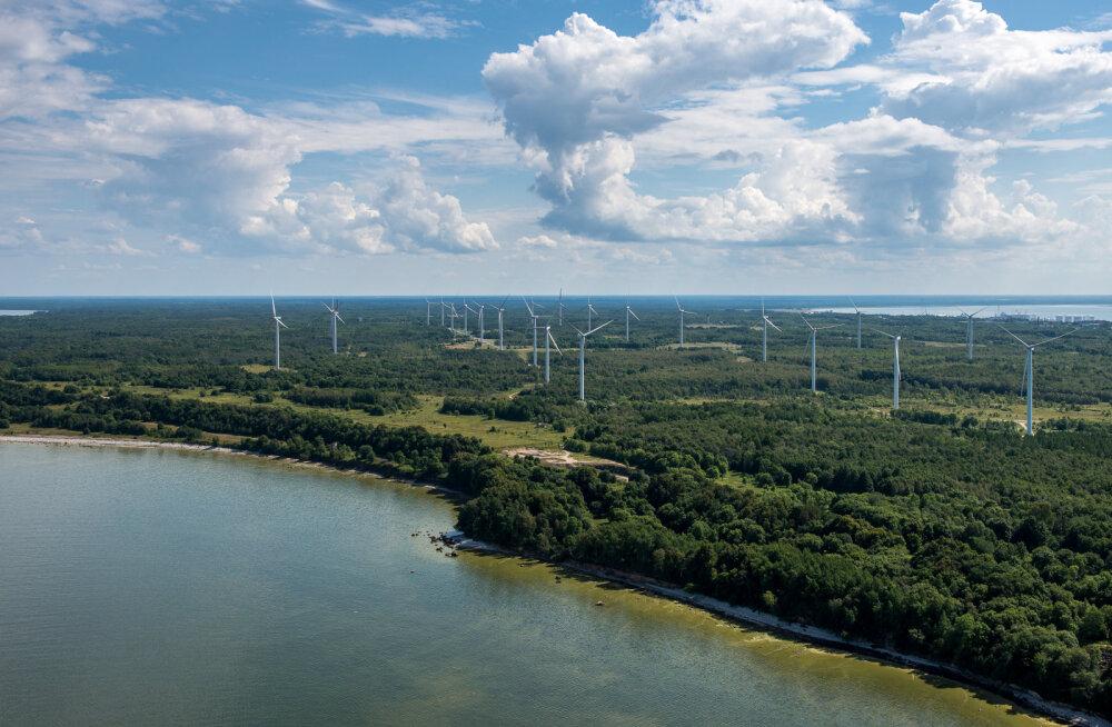Liiga kallis elektrihind jätab Eesti hinnalistest investeeringutest ilma