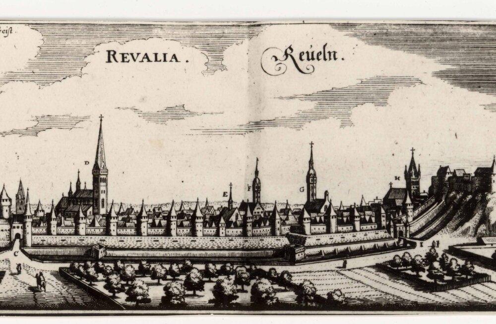 Kuidas kujunesid Eesti linnad: Tartus oli kunagi vaid 21 kodanikku ja Rakvere kuulus eraomandisse
