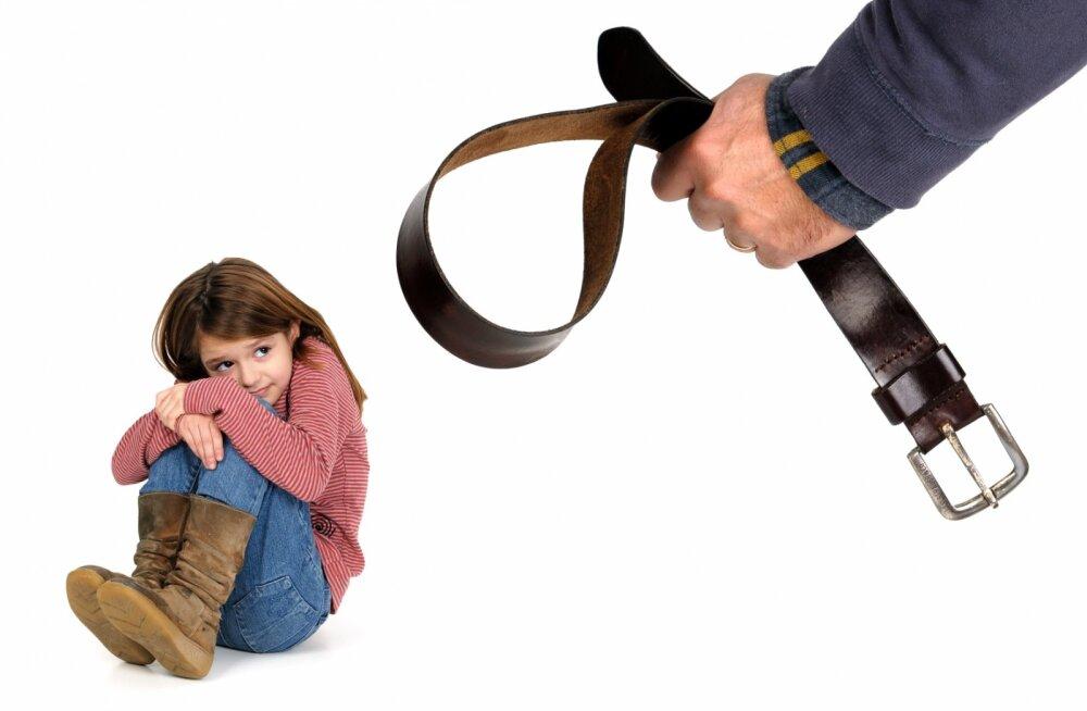 """""""Kui ikka korra rihmaga üle tagumiku käia või peale käratada, siis laps saab aru, mis ta valesti tegi"""""""