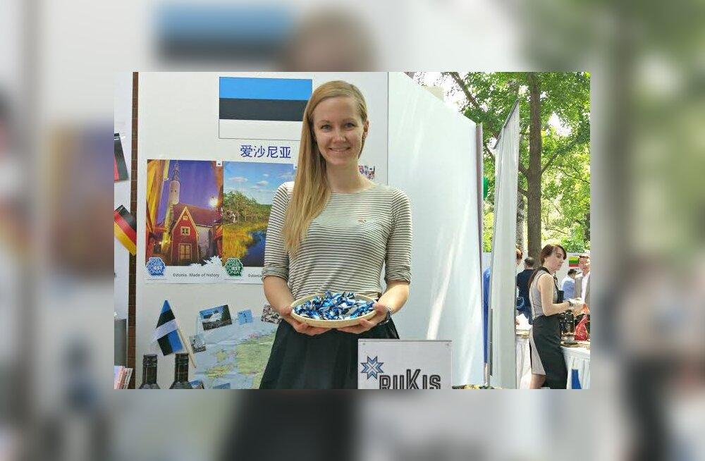 Eesti on hiinlaste jaoks põnev ja avastamata