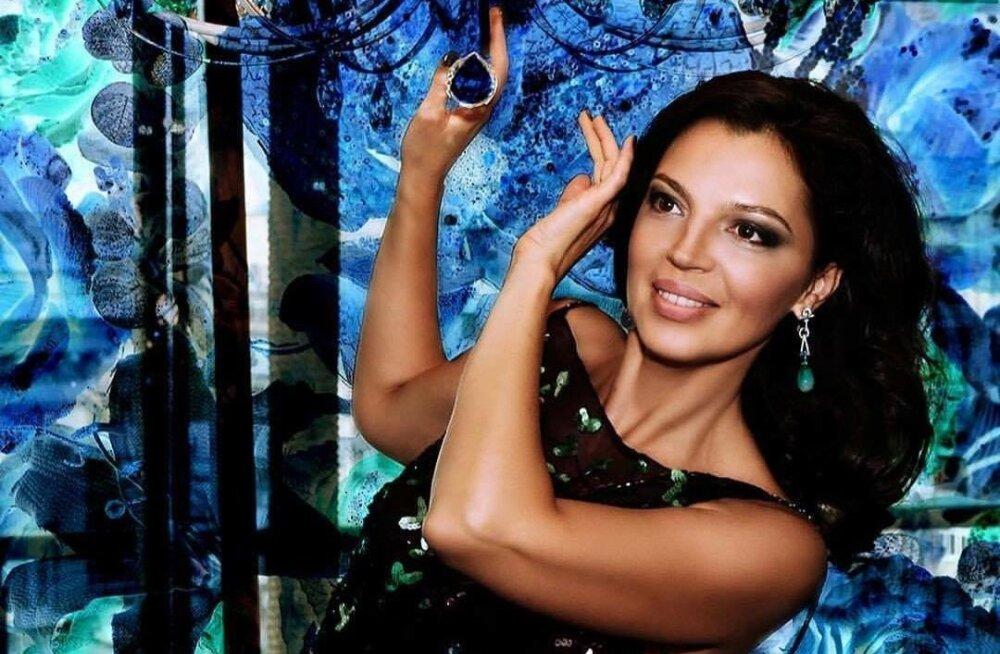 В Таллинн приезжает одна из самых востребованных кутюрье российского шоу-бизнеса Алиса Толкачева