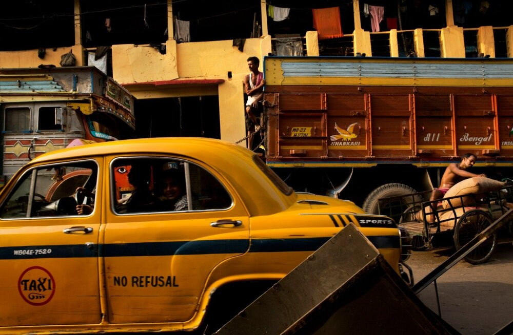 India ikooniline Ambassadori takso