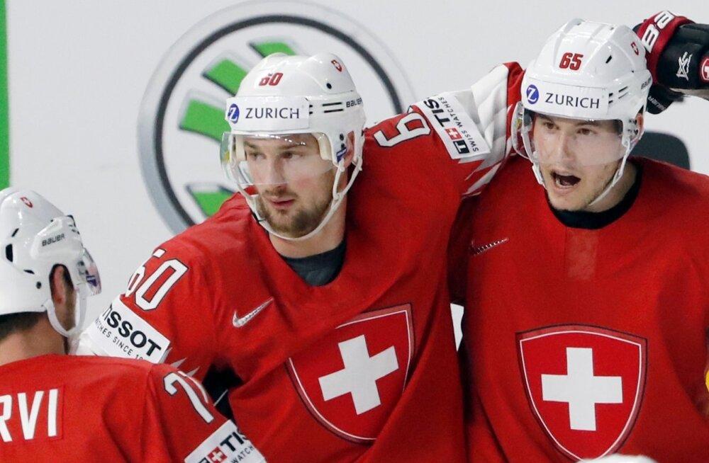 Sveits jäähokikoondis