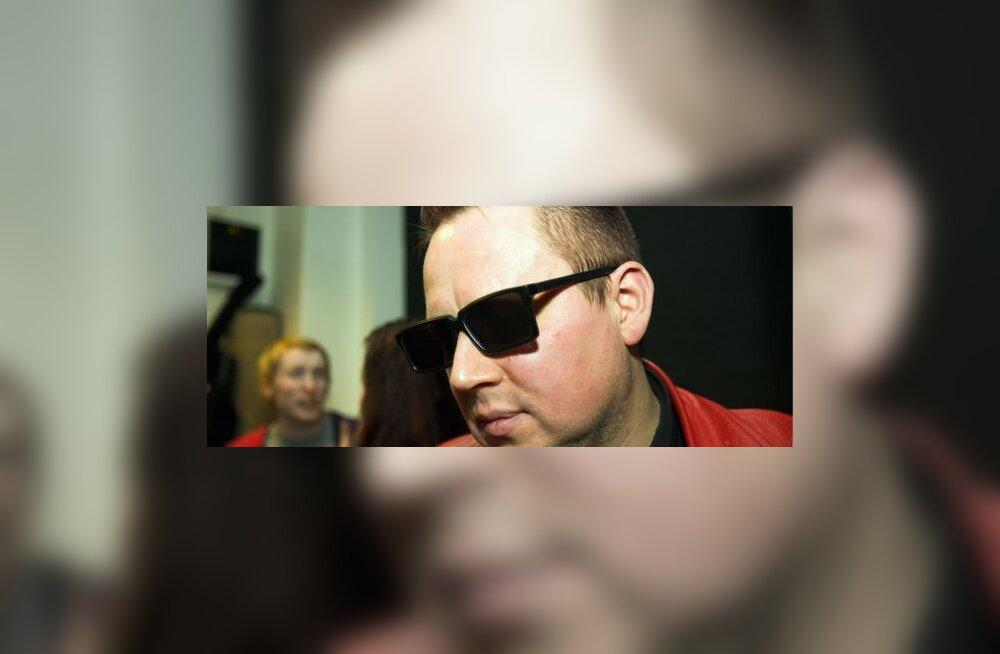 Tõnu Trubetsky pani Eesti pungi ajaloo kaante vahele