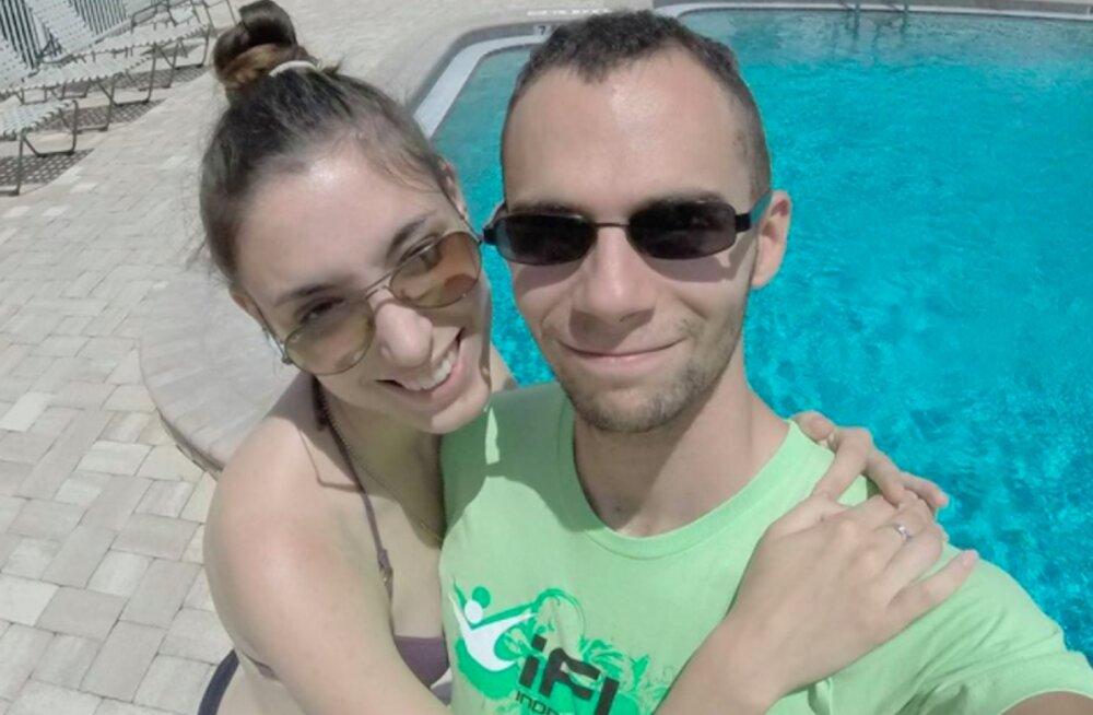 TRAAGILINE: Mees saatis naisele enne langevarjuhüpet video, milles ütles, et ei kavatse langevarju avada