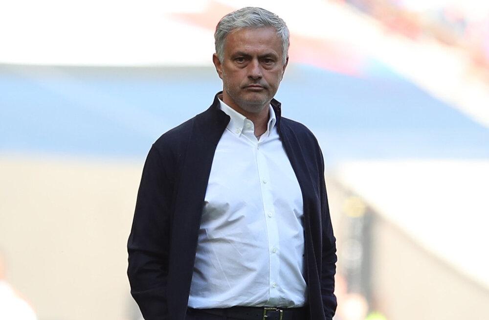 Jose Mourinho: tänavune MM on ilmselt Ronaldo ja Messi viimane võimalus tulla maailmameistriks
