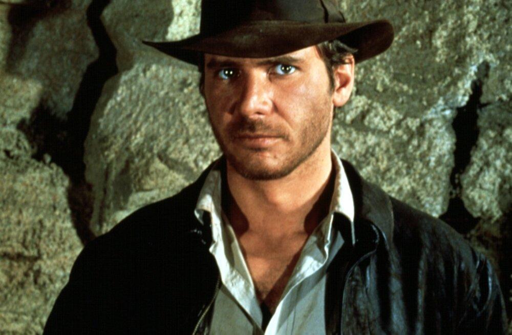 Indiana Jones kadunud laeka jälil