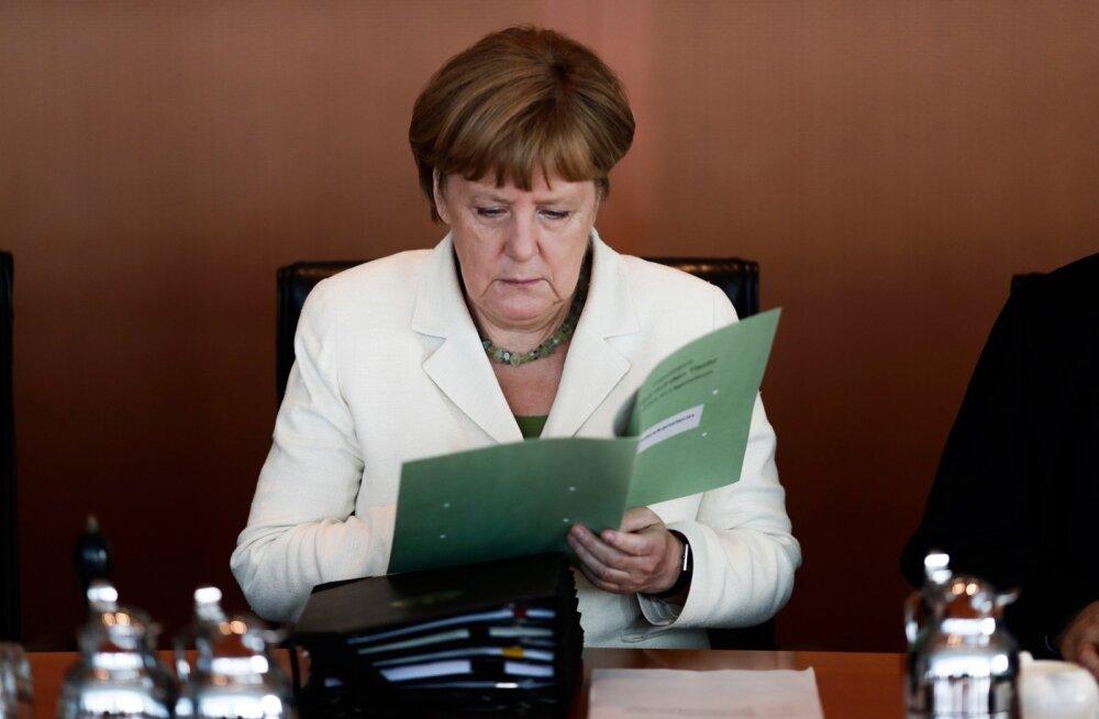 Kui palju te küsite? Kantsler Angela Merkeli valitsus eraldas liidumaadele ainult kolmandiku  soovitud lisarahast.