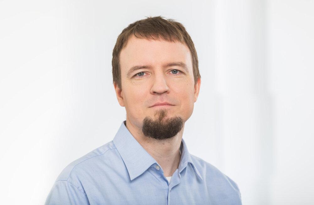 Andres Kütt: Erasektori e-lahendused arenevad riigi omadest kiiremini