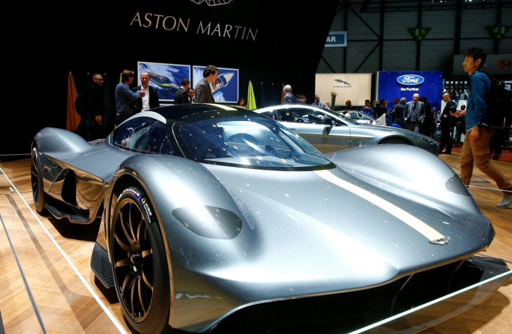 Veidi lisapõnevust Brexitile: sportautotootja valmistub börsile minekuks