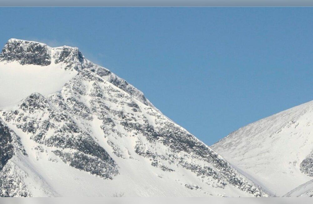 Suure kuumuse tõttu on vahetumas Rootsi kõrgeim mäetipp