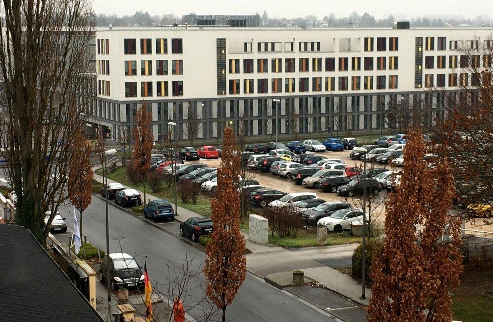 Saksamaal evakueeriti pommiähvarduste tõttu kohtumajad vähemalt kuues linnas