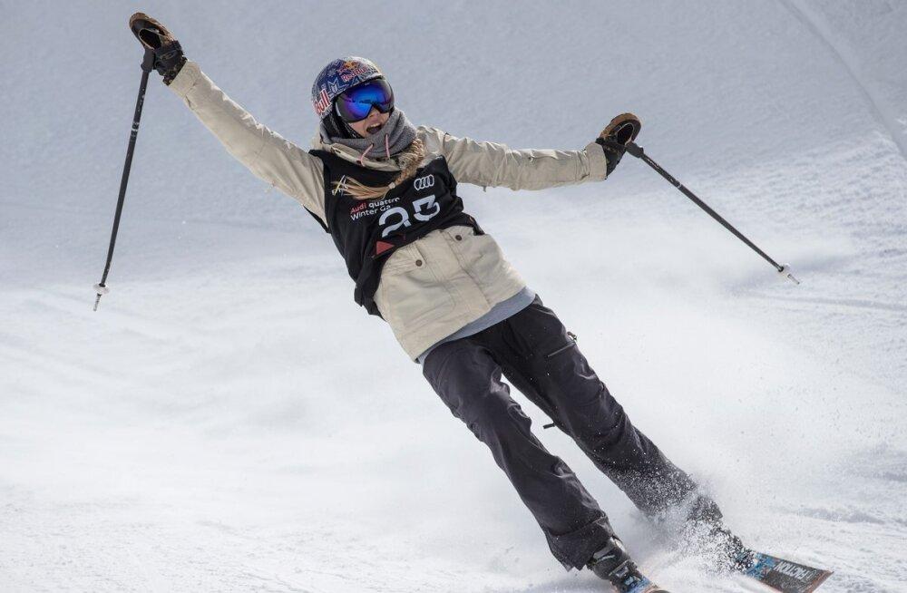 Kelly Sildaru on neljakordne juunioride maailmameister.