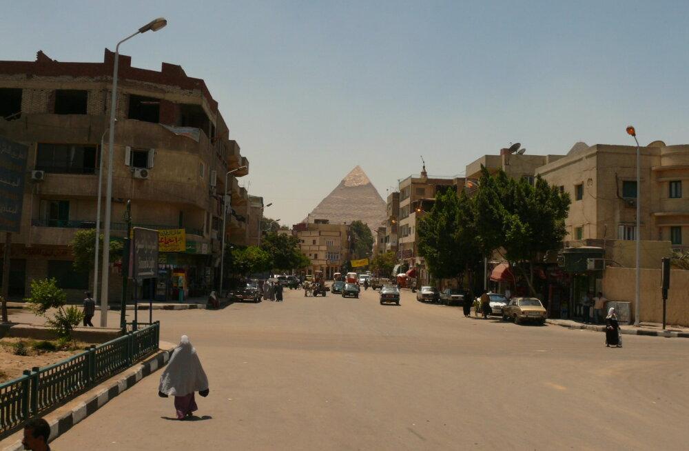 Turistid, tulge tagasi: Egiptuse kultuuripärand satub ilma teieta ohtu!