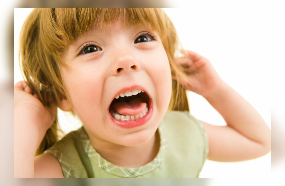 Viis asja, mida meeles pidada, kui laps lööb ja hammustab