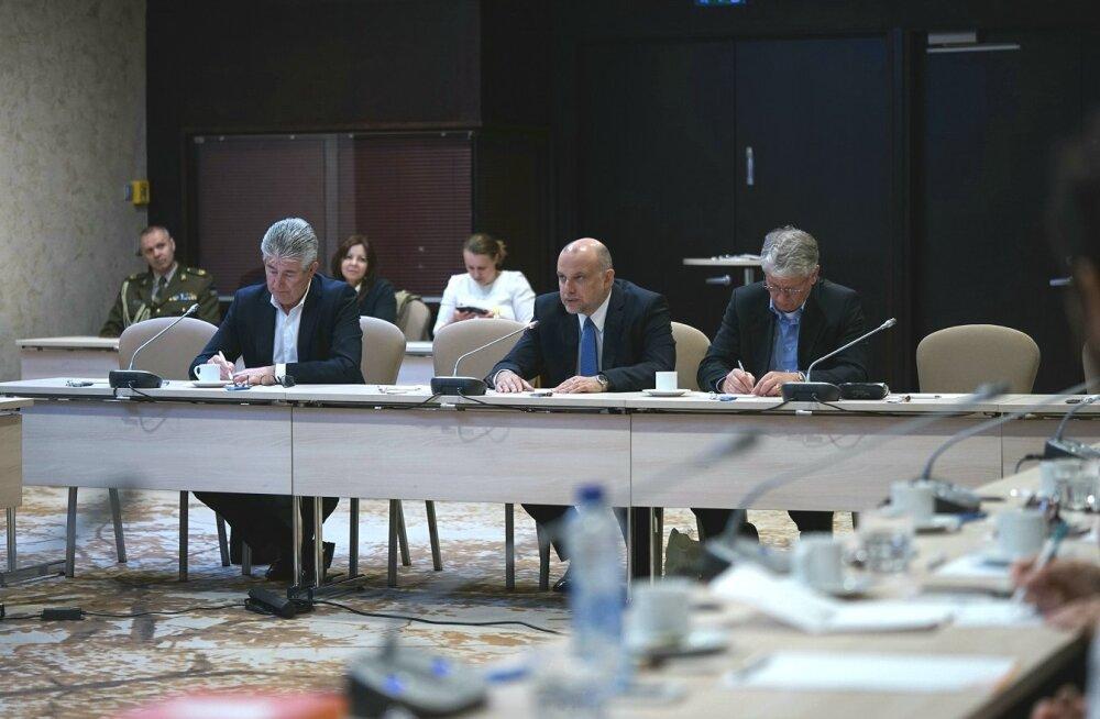 Луйк: эстонские оборонные предприятия являются серьезными партнерами международных концернов
