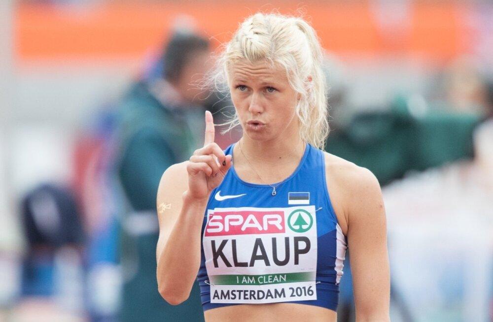 Naiste seitsmevõistlus Amsterdami EM