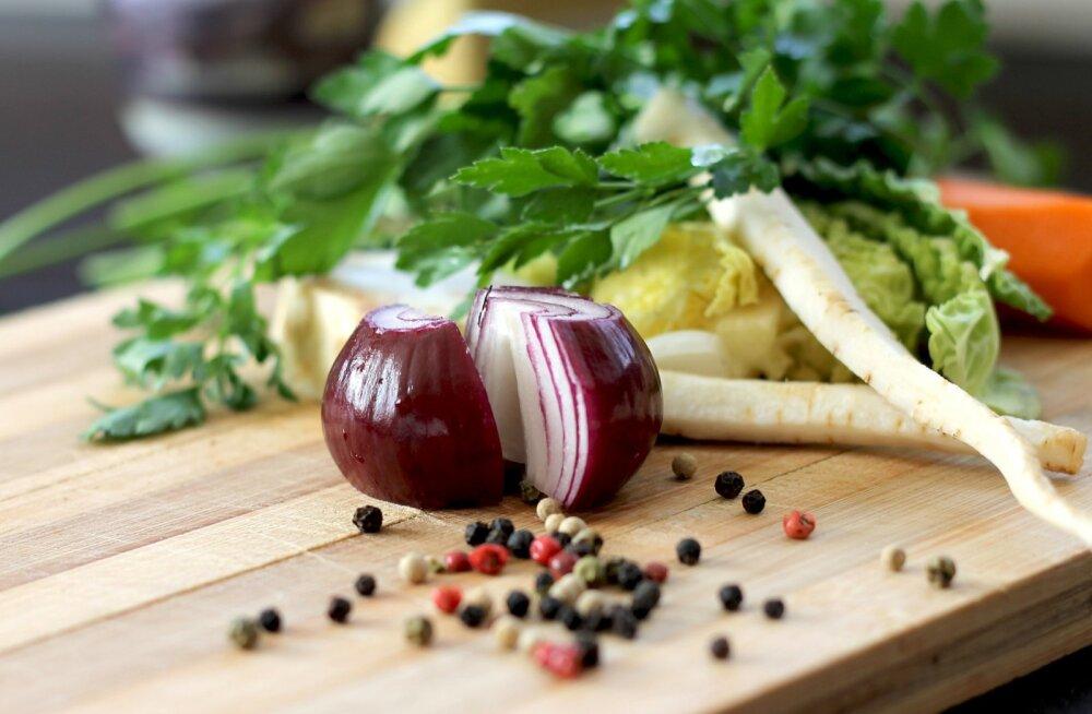 Toitumisekspert: milliseid muutusi peaks sügisel menüüs tegema?