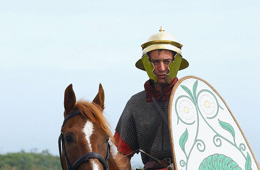Vana-Rooma ratsaväelase kirjad ülemustele: saatke õlut juurde ja andke vabu päevi!