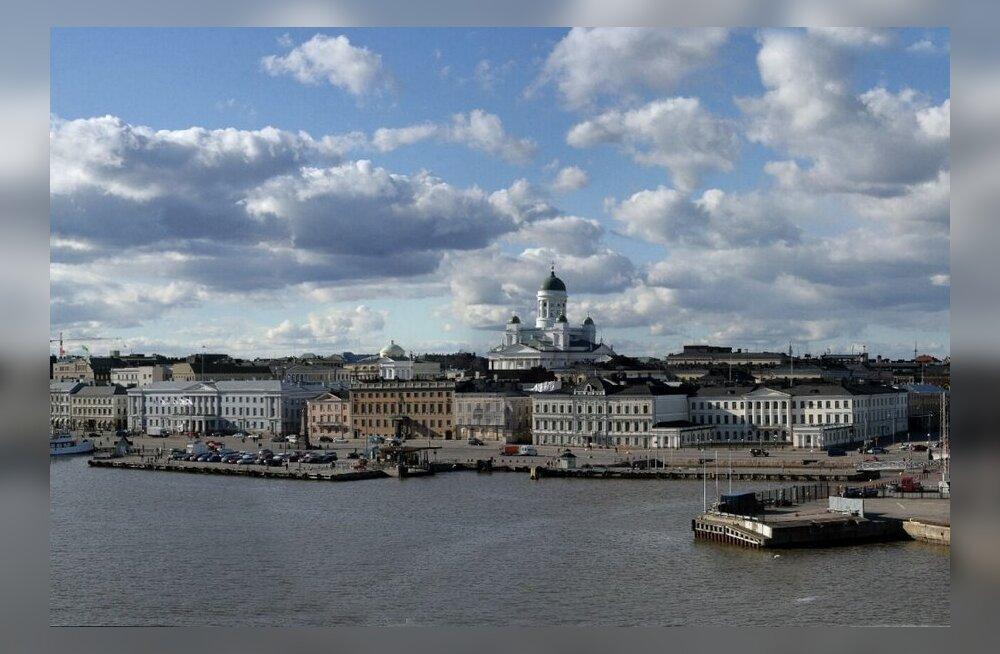 TÄISMAHUS: Soome flirdib taas Helsingi–Tallinna raudteetunneli ideega