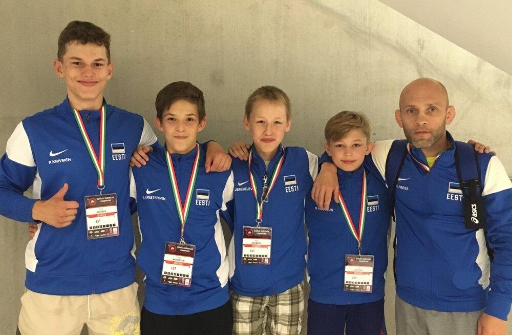 Jeremejev maadles Euroopa meistrivõistlustel välja 7. koha