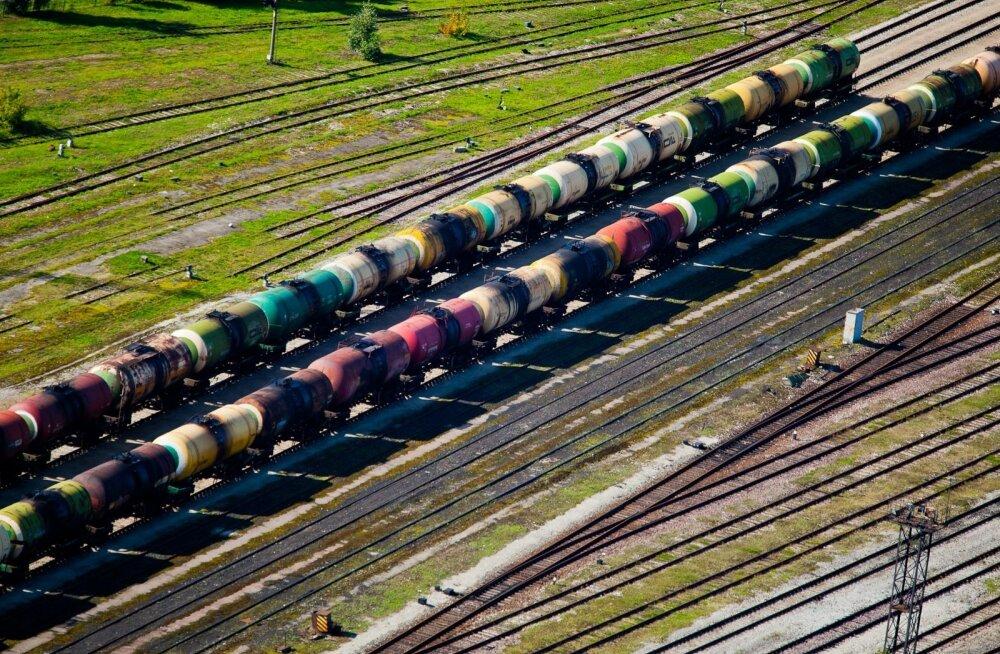 Välistatud pole ka kaubavoogude täielik katkemine.