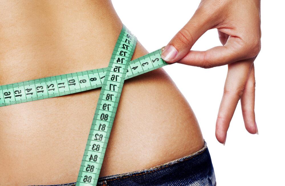 Arst: kaalu langetamisel aitavad paljud lihtsad nipid