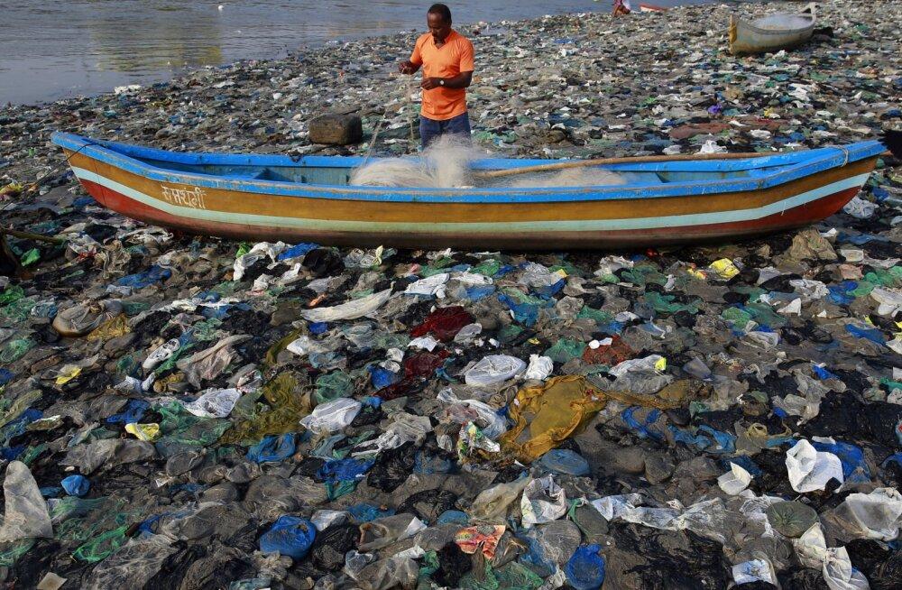 Kilekoti saatus: mereelanikud peenestavad ühe tavalise koti kuni 1,75 miljoniks tükiks