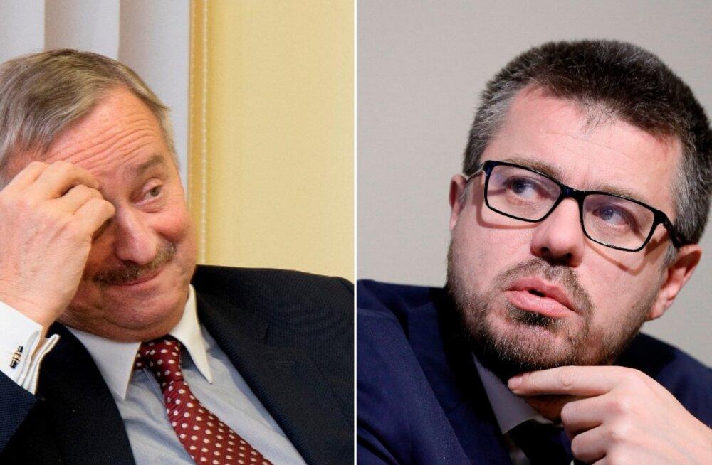 Justiitsminister Urmas Reinsalu: kinnisvaramaksu Eestis rakendamine oleks rumalus