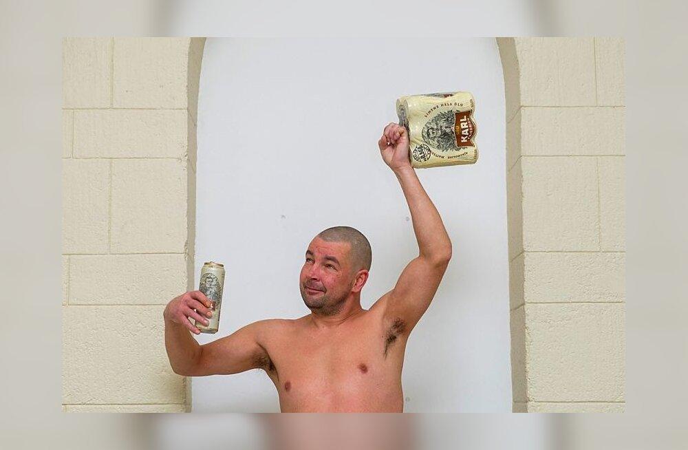 Пивной герой нашего времени. Как Калле месяц жил на жидком хлебе, а потом осилил 100 бутылок пива за выходные