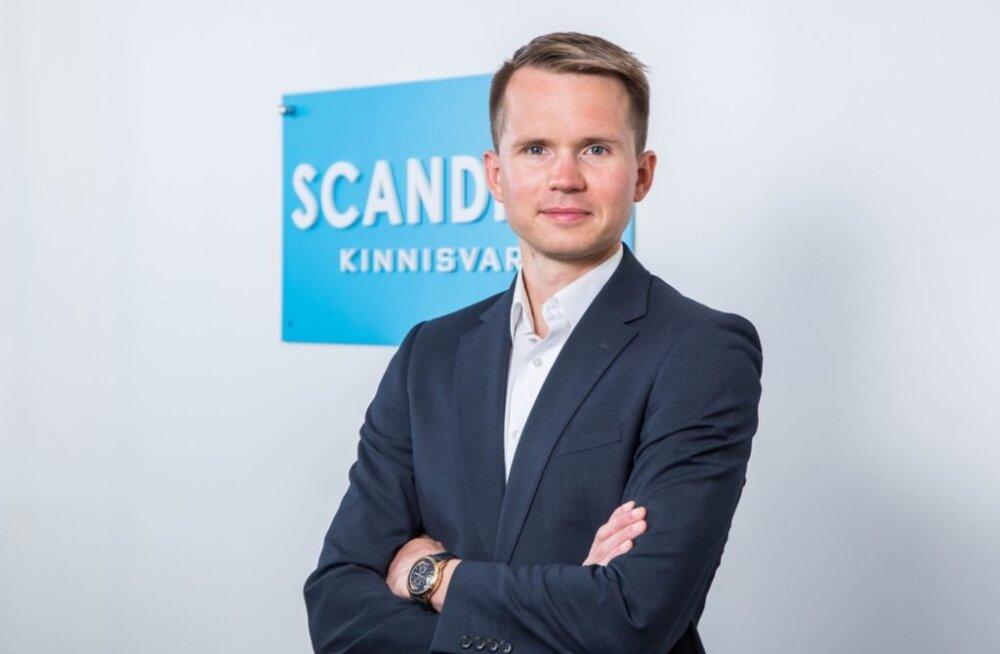 Riigi üürimajad kuumutavad Eesti majanduse üle