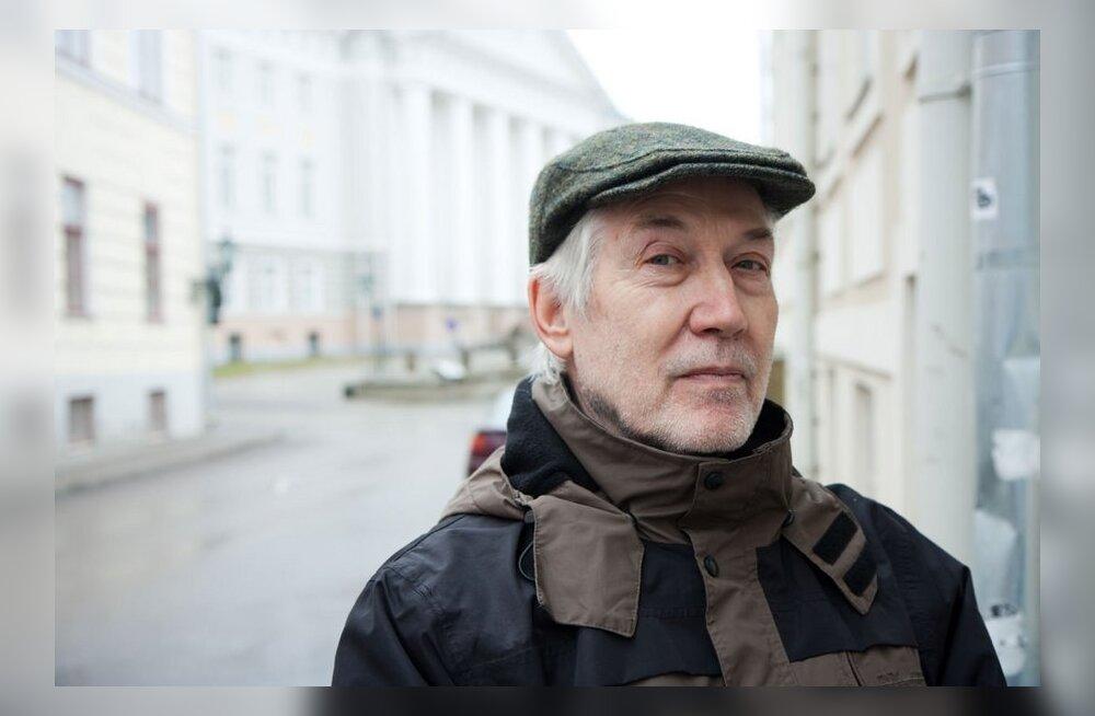 Jaan Kaplinski: see film on vaatenurgakene, mitte mu elu
