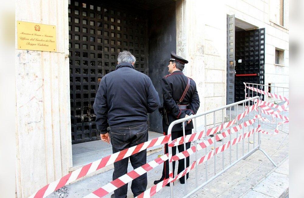 Itaalia maffiabossi eluküünal kustutati kümne kuuliga