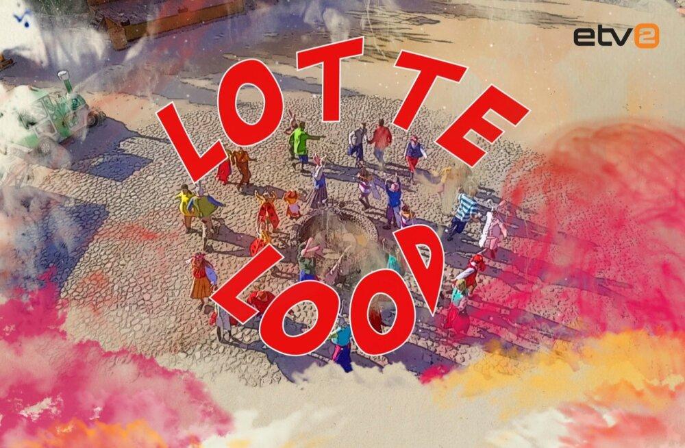 """""""Lotte lood!"""""""