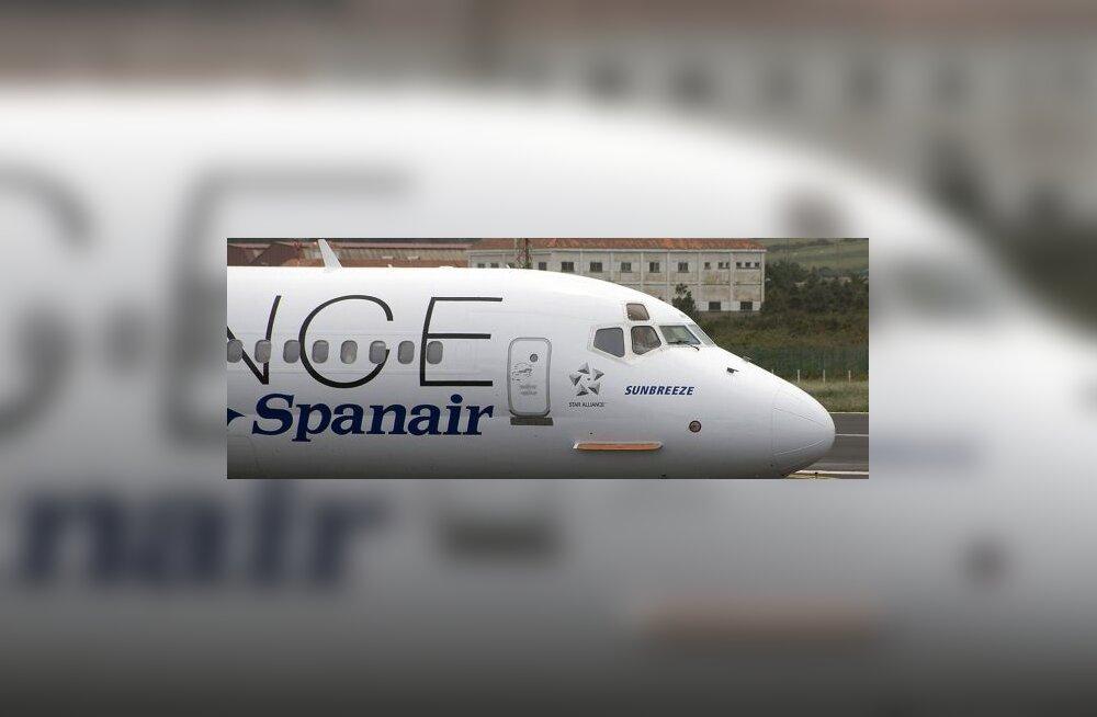 SAS müüs Spanairi ühe euro eest