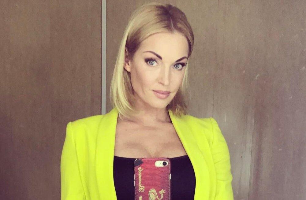 Вау! Анастасия Волочкова поразила новой прической