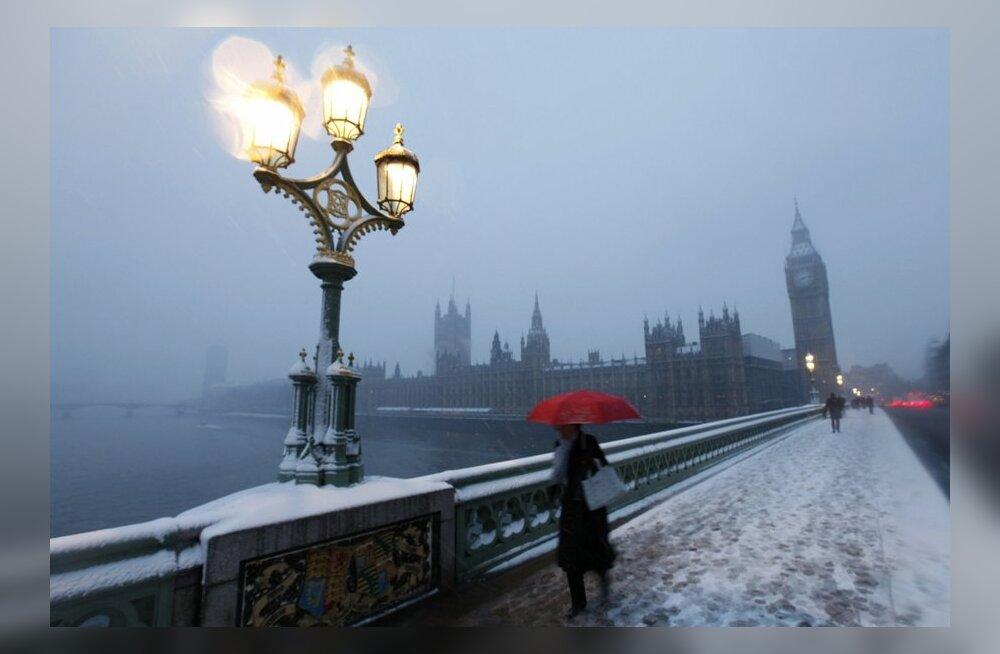 Soome saatkonda Londonis saabunud kirjas nõutakse külma ilma Ühendkuningriiki saatmise lõpetamist