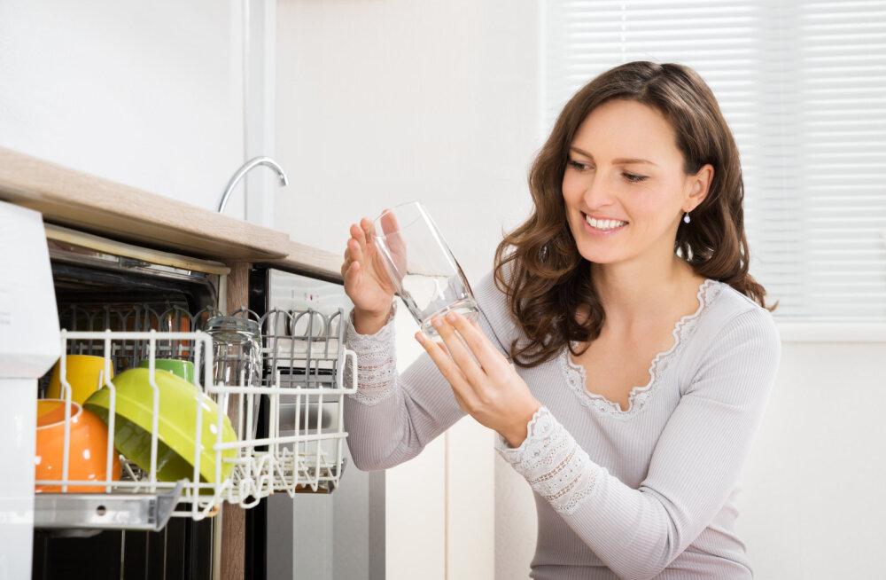 Посудомоечная машина оказалась местом обитания микробов и грибков