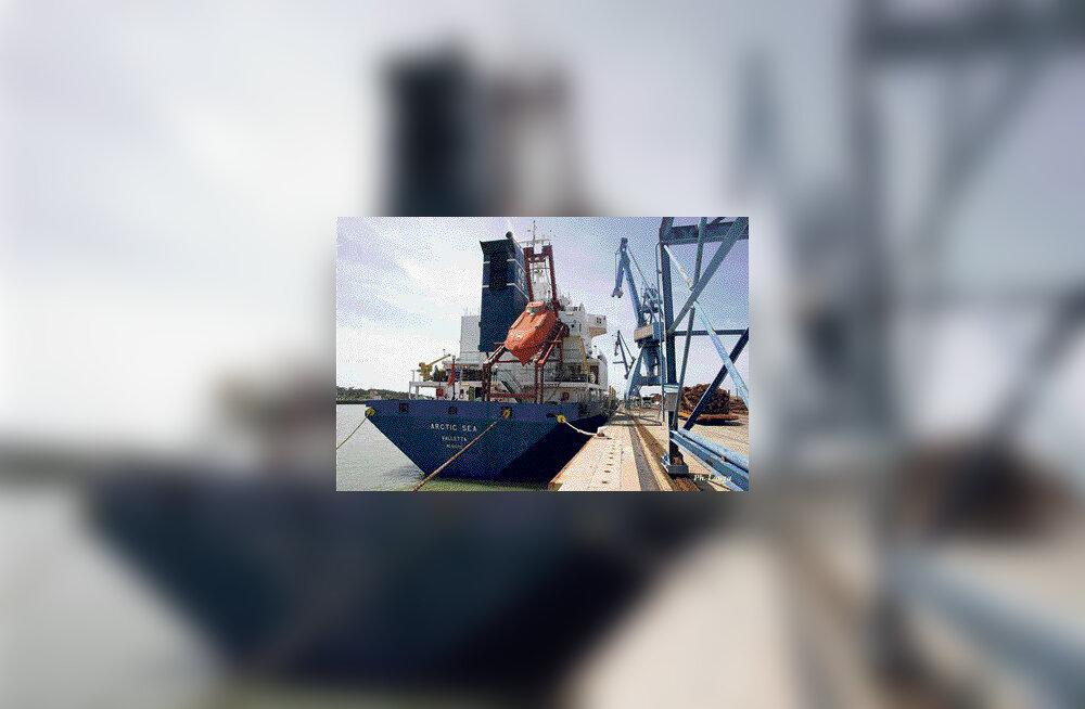 Advokaat: Arctic Sea väidetavad kaaperdajad startisid Pärnust