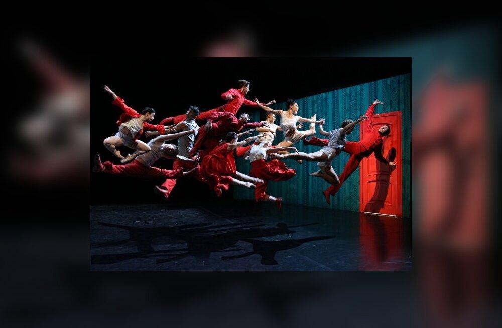 """Театральный фестиваль """"Золотая Маска в Эстонии"""" — счастливые мгновения осени"""