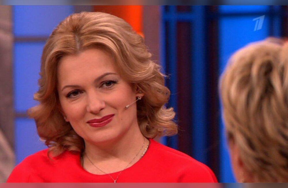Беременная Мария Порошина развелась с мужем