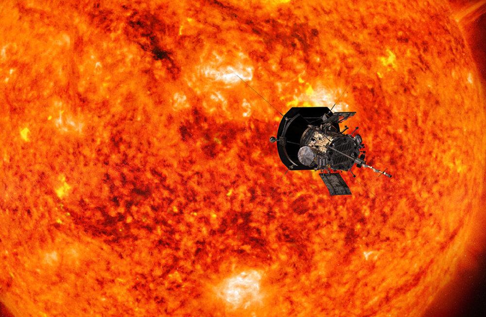 NASA läheb autosuuruse sondiga Päikest avastama