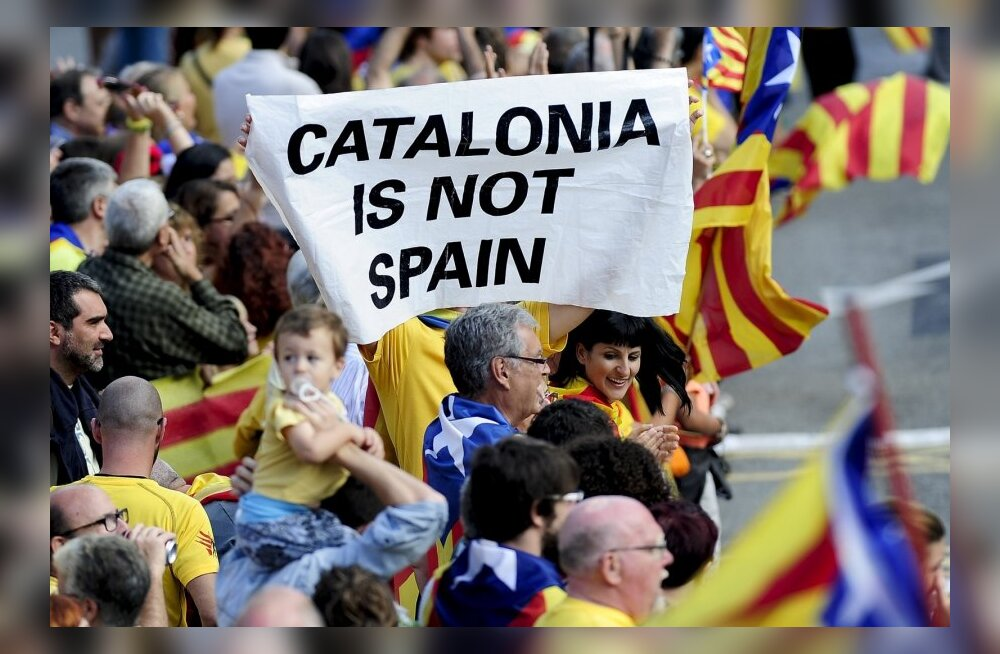 SPAIN-POLITICS-CATALONIA-DEMO